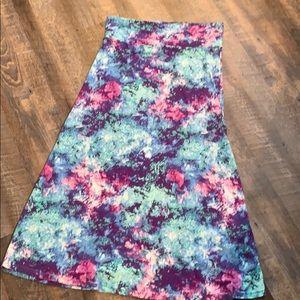 Super Soft Long Skirt